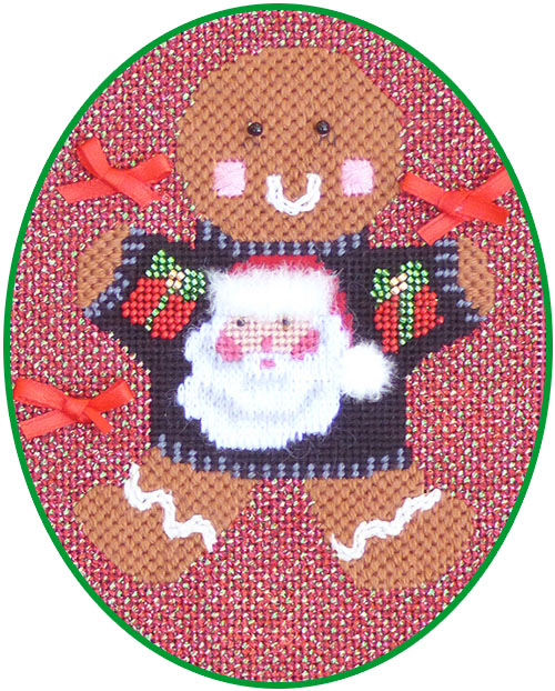 click here to view larger image of Ginger Rudolph Stitch Guide (books)