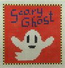 click here to view larger image of Scary Ghost (hand painted canvases)