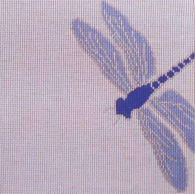 click here to view larger image of Coastal Dragonfly (hand painted canvases)