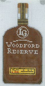 click here to view larger image of Bourbon Woodford (hand painted canvases)