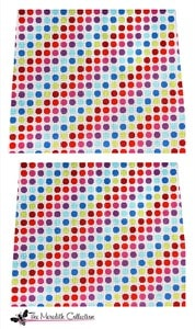 click here to view larger image of Dot Madness - Dots Only (hand painted canvases)