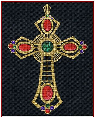 click here to view larger image of Cross of Tynos (None Selected)