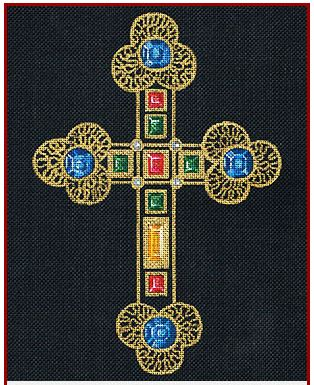 click here to view larger image of Cross of Cid (None Selected)