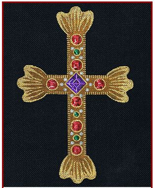click here to view larger image of Cross of Navarre (None Selected)