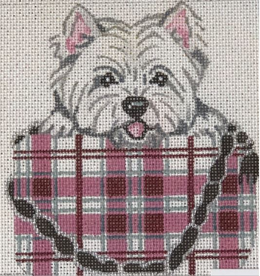click here to view larger image of Westie (18ct) (None Selected)
