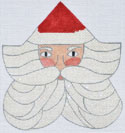 click here to view larger image of Twinkle, Twinkle Little Santa   (hand painted canvases)