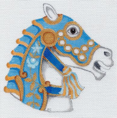 click here to view larger image of Horse Head 1 (hand painted canvases)