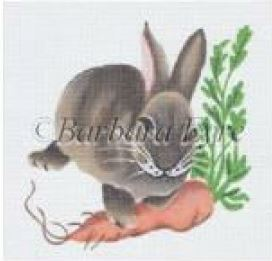 click here to view larger image of Bunny Carrot (hand painted canvases)