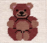 click here to view larger image of Bear (needlepoint kits)