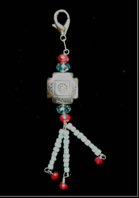click here to view larger image of Scissor Fob - Southwest (accessories)