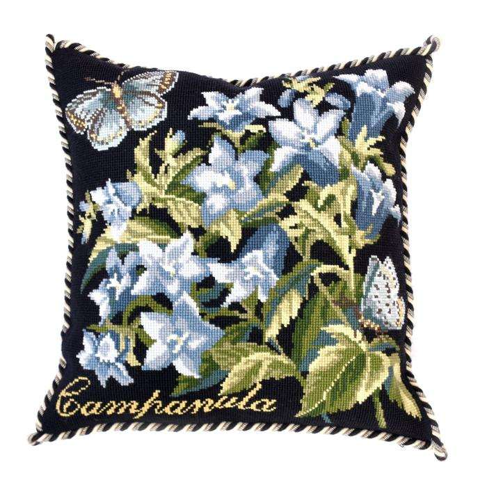 click here to view larger image of Campanula (needlepoint kits)