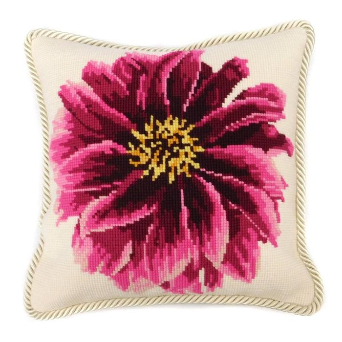click here to view larger image of Dahlia (needlepoint kits)