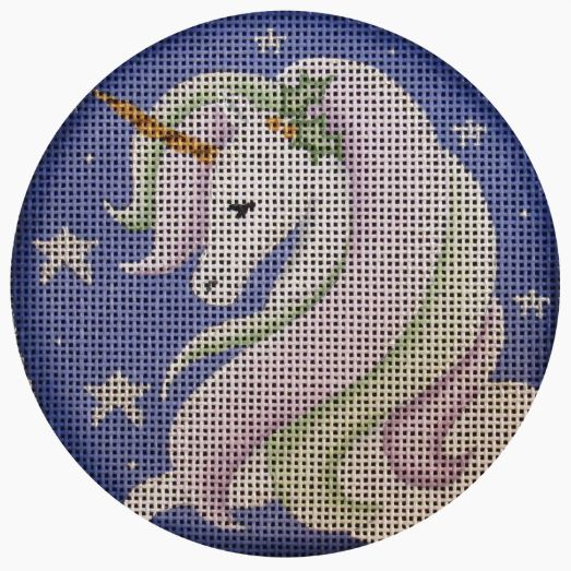 click here to view larger image of He Unicorn (hand painted canvases)