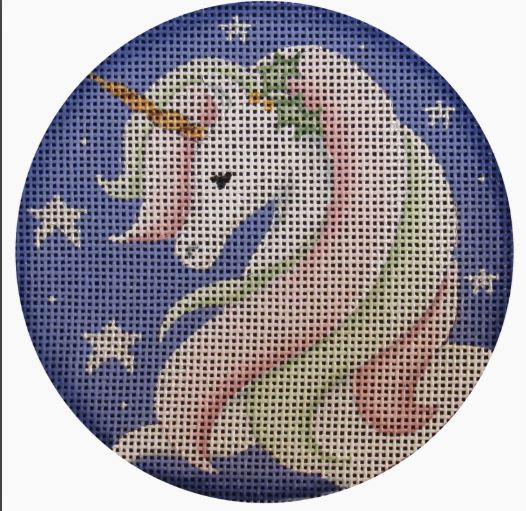 click here to view larger image of She Unicorn (hand painted canvases)