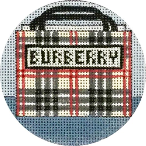 click here to view larger image of Burberry (hand painted canvases)