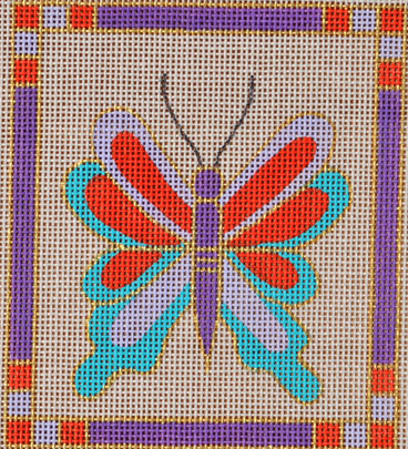 click here to view larger image of Craftsman Butterfly (hand painted canvases)