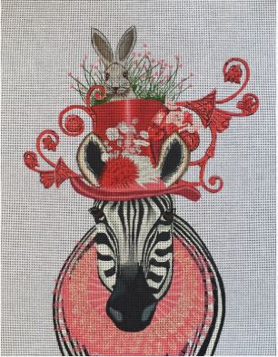 Zebra in Wonderland - click here for more details