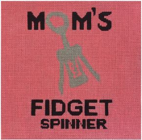 click here to view larger image of Moms Fidget Spinner (hand painted canvases)