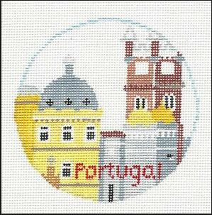 click here to view larger image of Portugal (hand painted canvases)