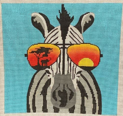 Sunglasses Zebra - click here for more details