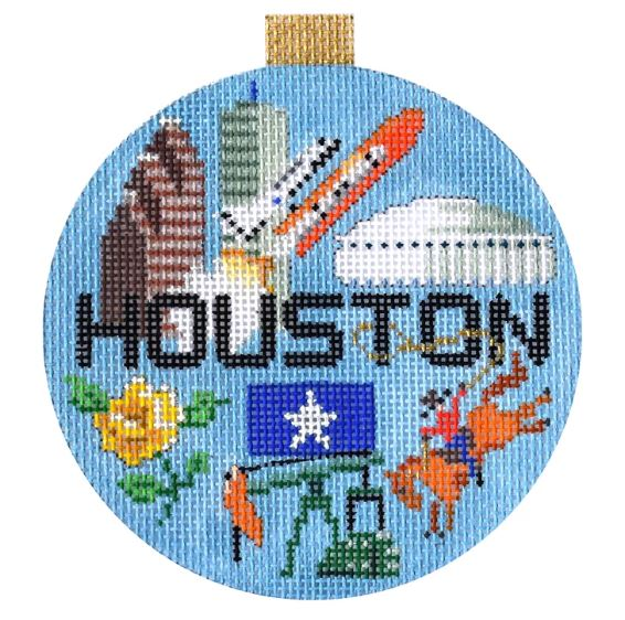 Travel Round - Houston - click here for more details
