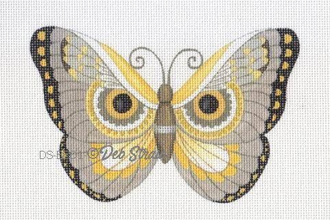 click here to view larger image of Owl Butterfly (hand painted canvases)