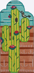 click here to view larger image of Cactus (hand painted canvases)