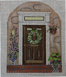 click here to view larger image of Spring Door (hand painted canvases)