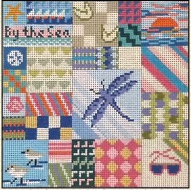By the Sea Quilt - click here for more details