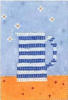click here to view larger image of PDQ (Pretty Darn Quick) Kit - Pitcher (needlepoint kits)