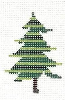 click here to view larger image of PDQ (Pretty Darn Quick) Kit - Tree (needlepoint kits)