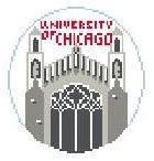 click here to view larger image of University of Chicago (hand painted canvases)