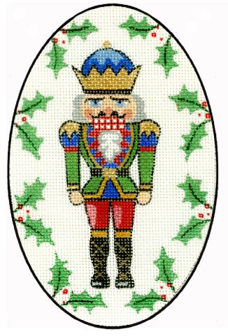 click here to view larger image of Nutcracker 1 (hand painted canvases)