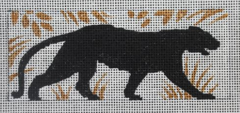 click here to view larger image of Insert - Black Panther (hand painted canvases)