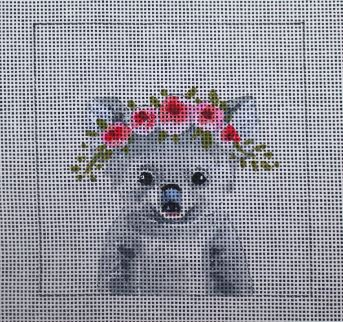 click here to view larger image of Insert - Baby Koala (hand painted canvases)