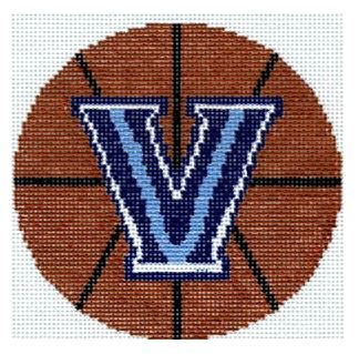click here to view larger image of Basketball - Villanova (hand painted canvases)