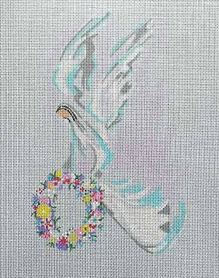 click here to view larger image of Angel of Peace (hand painted canvases)