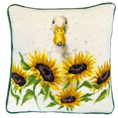 click here to view larger image of Sunshine (needlepoint kits)