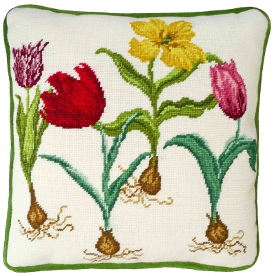 click here to view larger image of Tulips (needlepoint kits)