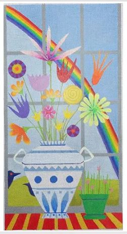 Still Life with Rainbow - click here for more details