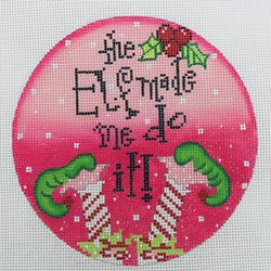 The Elf Made Me - Girl - click here for more details