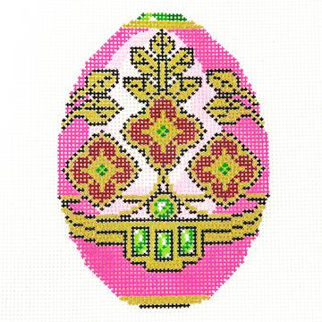 click here to view larger image of Faberge Egg (hand painted canvases)