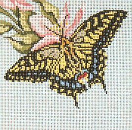 click here to view larger image of Anise Swallowtail (hand painted canvases)