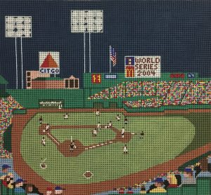 click here to view larger image of Fenway Park (hand painted canvases)