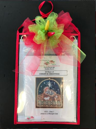 Christ is Christmas Bundle - Complete Set - click here for more details about this hand painted canvases
