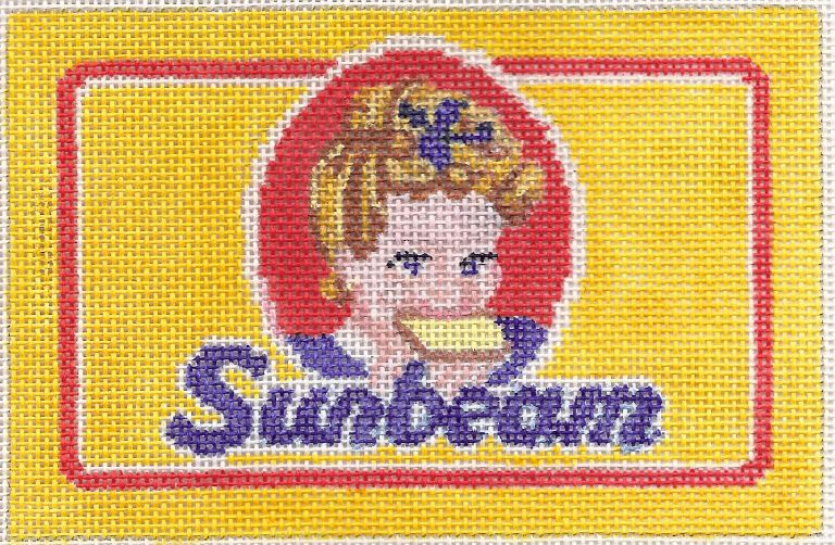 click here to view larger image of Sunbeam Bread  (hand painted canvases)