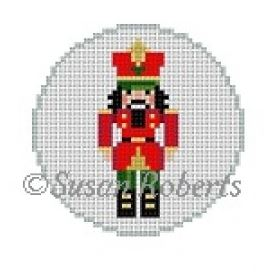 click here to view larger image of Nutcracker (hand painted canvases)