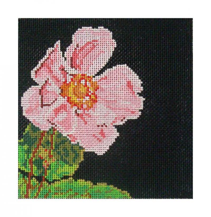 click here to view larger image of  Japanese Anemone (hand painted canvases)