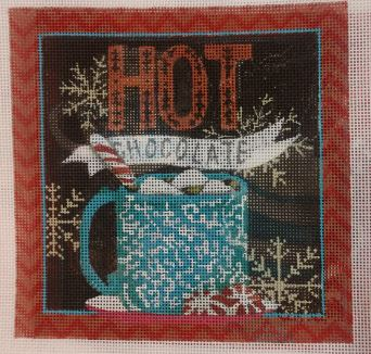 click here to view larger image of Hot Chocolate - Hot Chocolate (hand painted canvases)