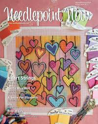 click here to view larger image of Needlepoint Now February 2020 (Magazines)
